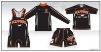 Scappoose Wrestling Silver Package