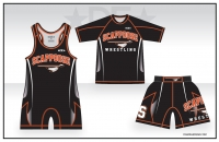 Scappoose Wrestling Triple Pack