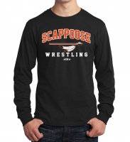 Scappoose Wrestling LS T-Shirt