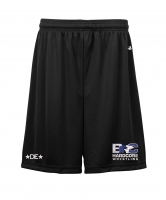 Hardcore Wrestling Black Shorts