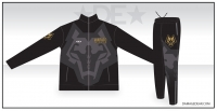 Wapato Full-Zip Warmup Package