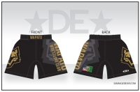 Wapato Wrestling Club Fight Shorts