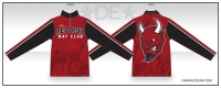 Red Devil Mat Club 1/4-Zip Jacket