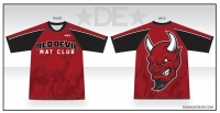 Red Devil Mat Club Sub Shirt