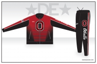 Othello Lady Huskies Full-Zip Warmup Package