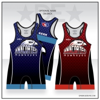 Anacortes Patterned Freestyle Singlet Combo