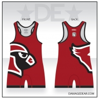 Lincoln Cardinals Red Singlet