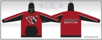 Lincoln Cardinals Sublimated Hoodie