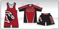 Lincoln Cardinals Red Singlet Pack