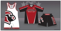 Lincoln Cardinals White Singlet Pack