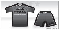 COWA Sub Shirt and Fight Shorts
