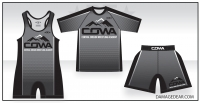 COWA Sub Shirt Triple Pack