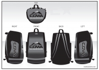 COWA Sublimated Bag