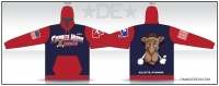 Camel Kids Sublimated Hoodie