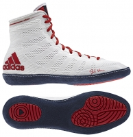 Adidas Adizero Varner White, Navy, Red