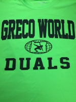 Greco Worlds Lime T-Shirt