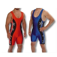 Matman The Beijing Wrestling Singlet