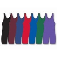 Matman Heavy Weight Lycra Wrestling Singlet