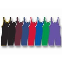 Matman Singlet Nylon High Cut