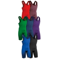 Brute Lycra Solid Color Singlet
