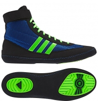 Youth Combat Speed 4 Black/Blue/Green