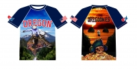 Team Oregon Sublimated Shirt